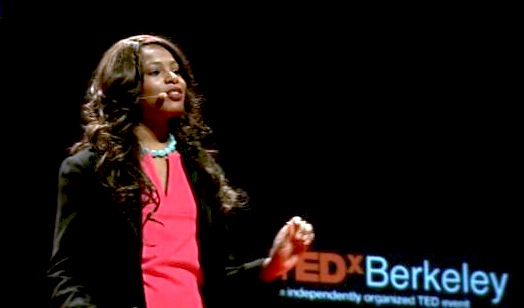 Speaking at TEDxBerkeley at UC Berkeley